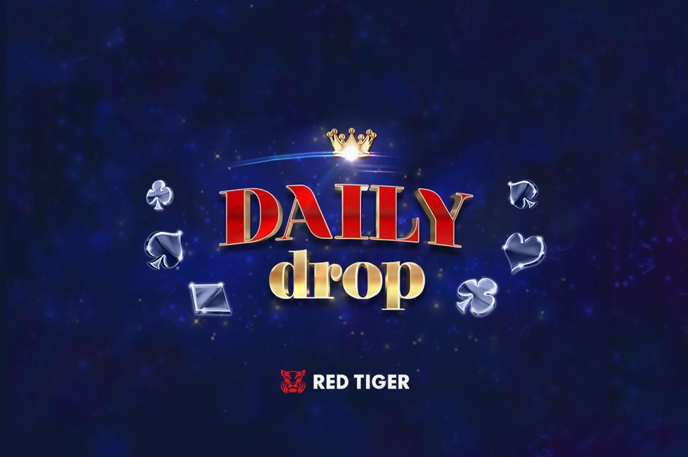 Daily Drop Jackpot