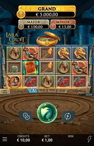 Lara Croft Temples and Tombs Mobile
